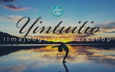 Yintuitio – Ilmajooga Yin workshop Su 21.4.