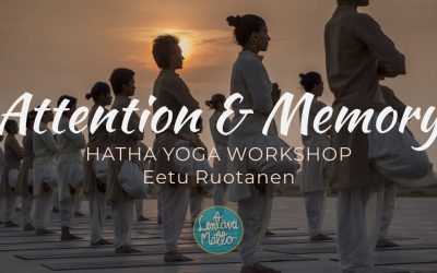 Yoga for Attention & Memory – Eetu Ruotanen La 20.4.