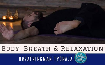 Breathingman: Body, Breath & Relaxation Su 21.4.