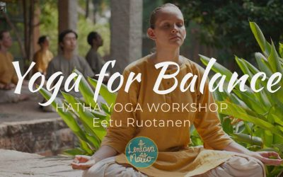 Yoga for Balance – Eetu Ruotanen Su 28.4.
