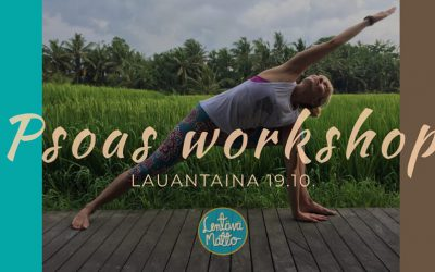 PSOAS workshop La 19.10.